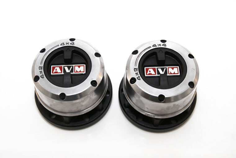 avm free wheeling hubs review