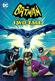 batman vs two face review
