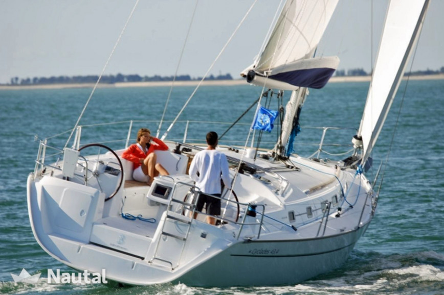 beneteau cyclades 50.4 review
