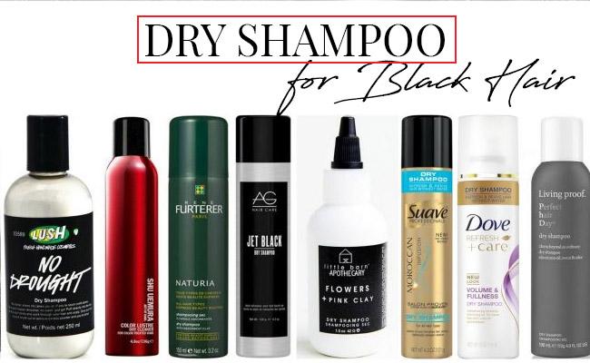 best dry shampoo for dark hair reviews