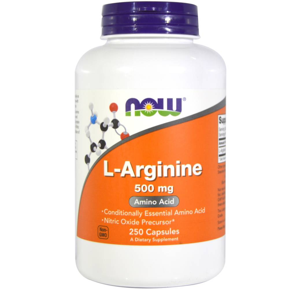 best l arginine supplement review