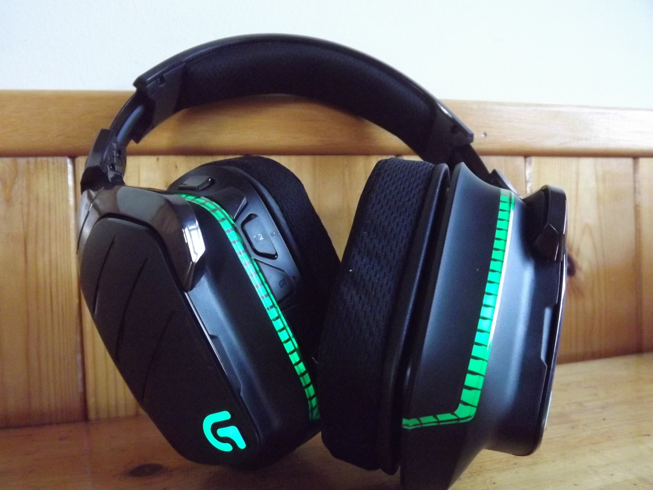 logitech g933 xbox one review