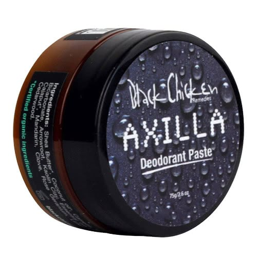 black chicken axilla deodorant paste reviews