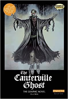 book review of novel the canterville ghost