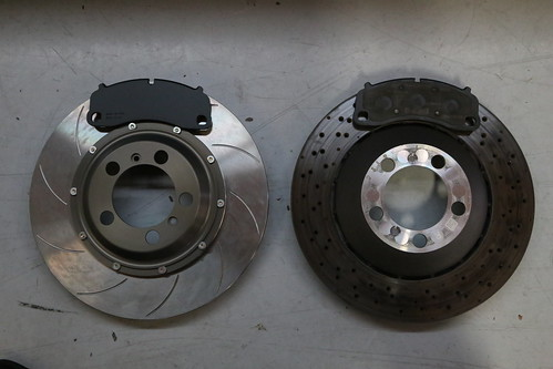 brembo brake discs and pads review