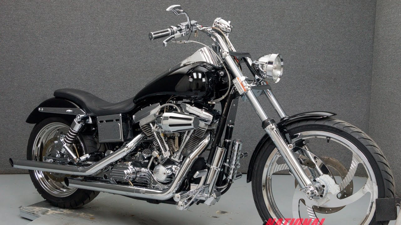 1996 dyna wide glide review