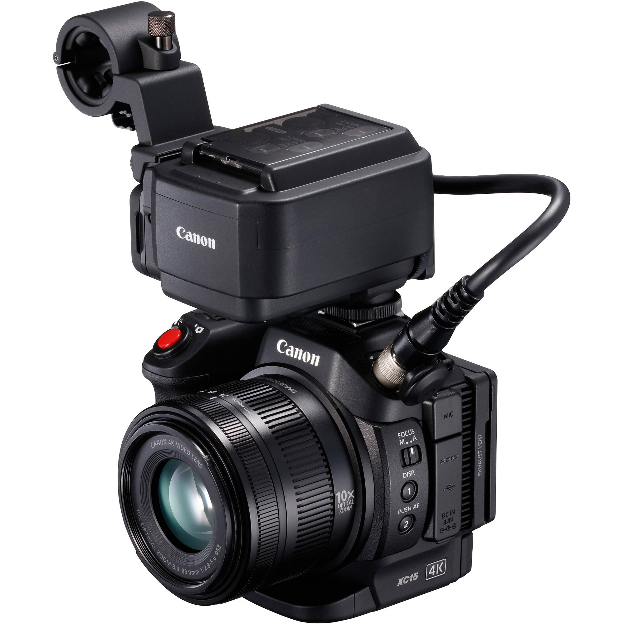 canon xa10 professional camcorder review