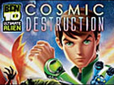 ben 10 cosmic destruction review