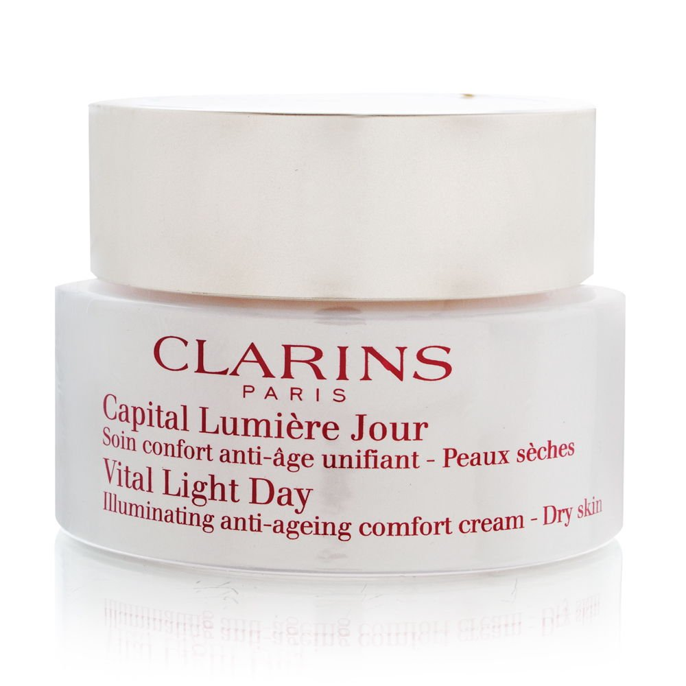 clarins vital light day reviews