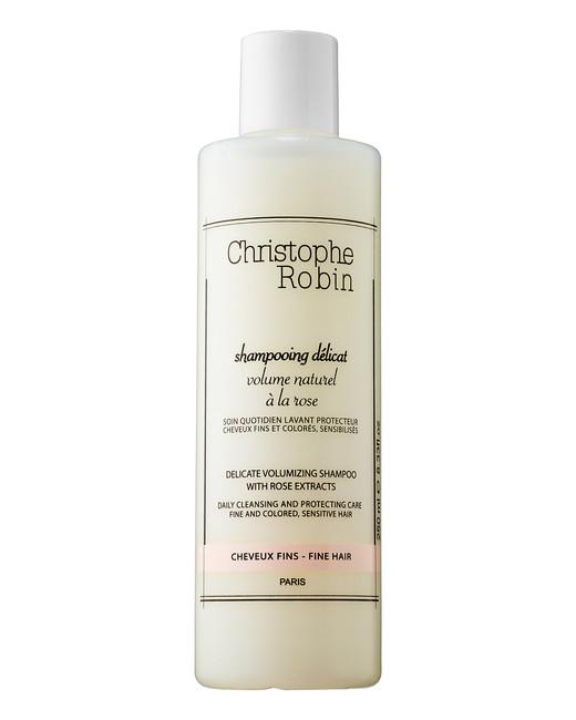christophe robin volumizing shampoo review