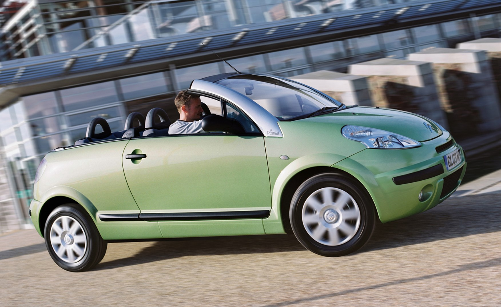 citroen c3 pluriel convertible review