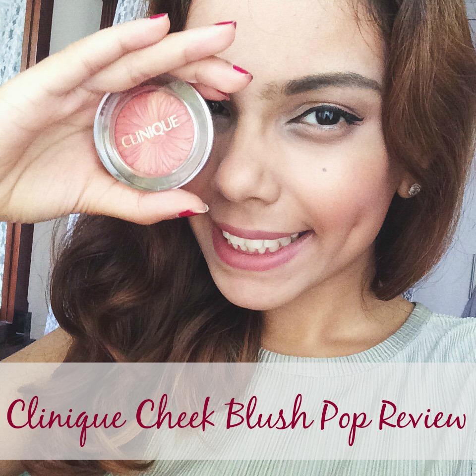 clinique cheek pop blush review