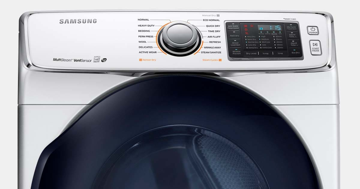 clothes dryer reviews consumer reports