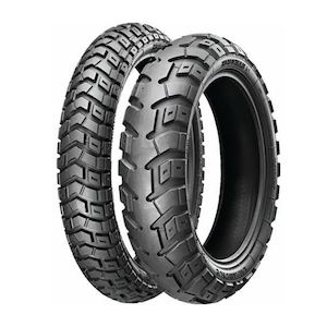continental escape dual sport tire review