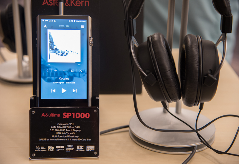 astell and kern sp1000 review