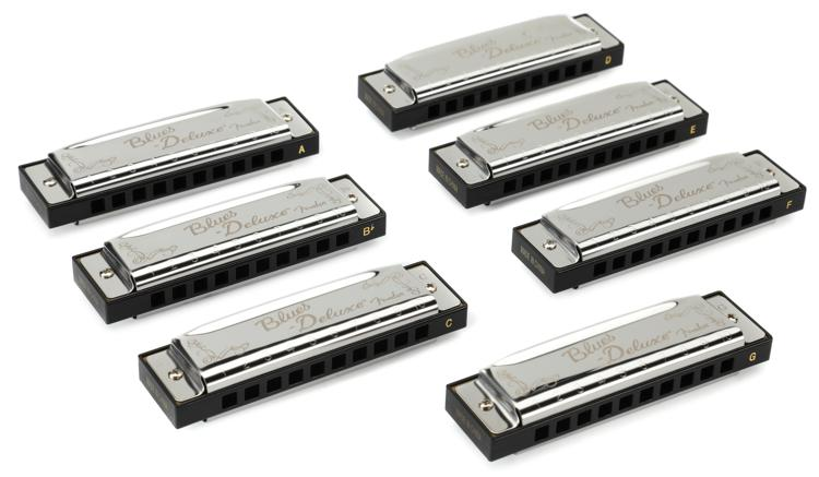 fender hot rod deluxe harmonica review