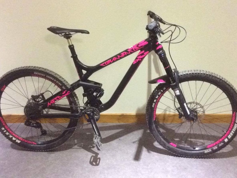 commencal meta sx 2014 review