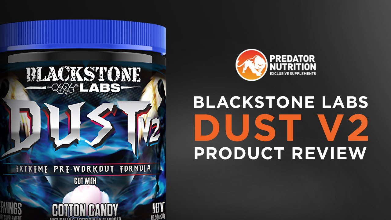 dust extreme pre workout review