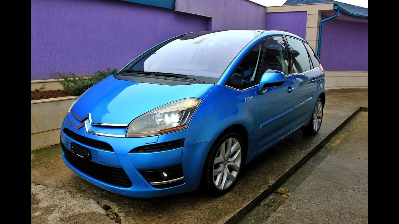 citroen c4 sx 2007 review