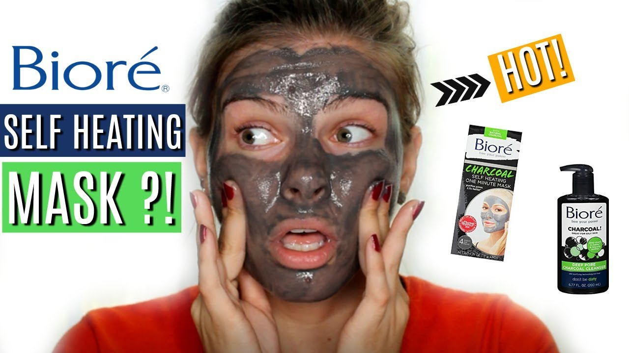 biore charcoal pore minimiser review