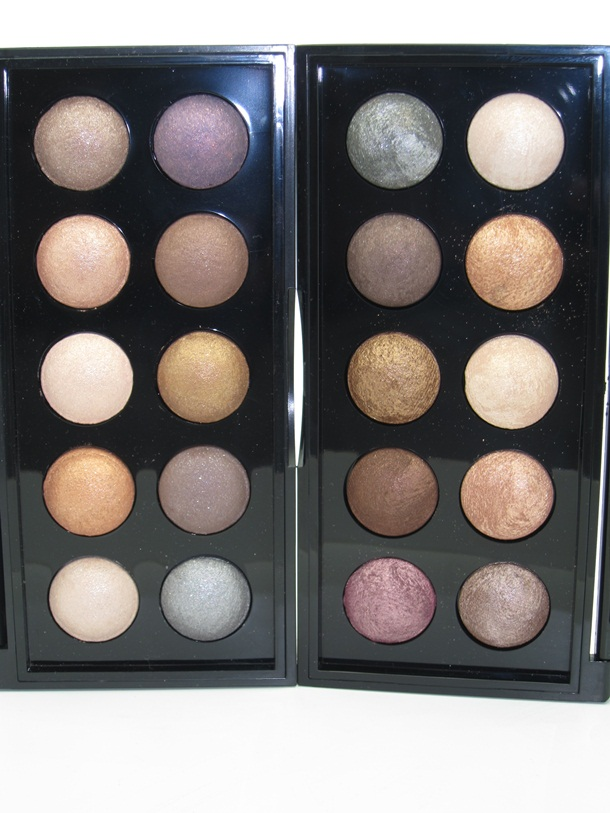 elf baked eyeshadow palette review