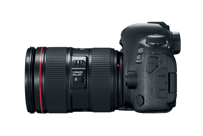 eos 6d mark ii review