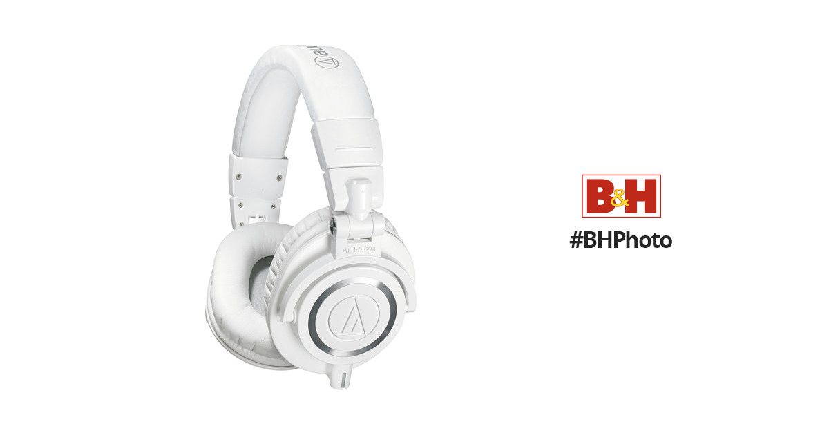 audio technica ath m50xwh review