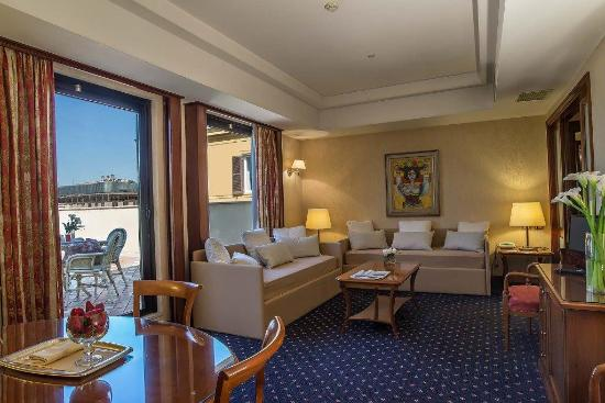 hotel londra & cargill rome reviews