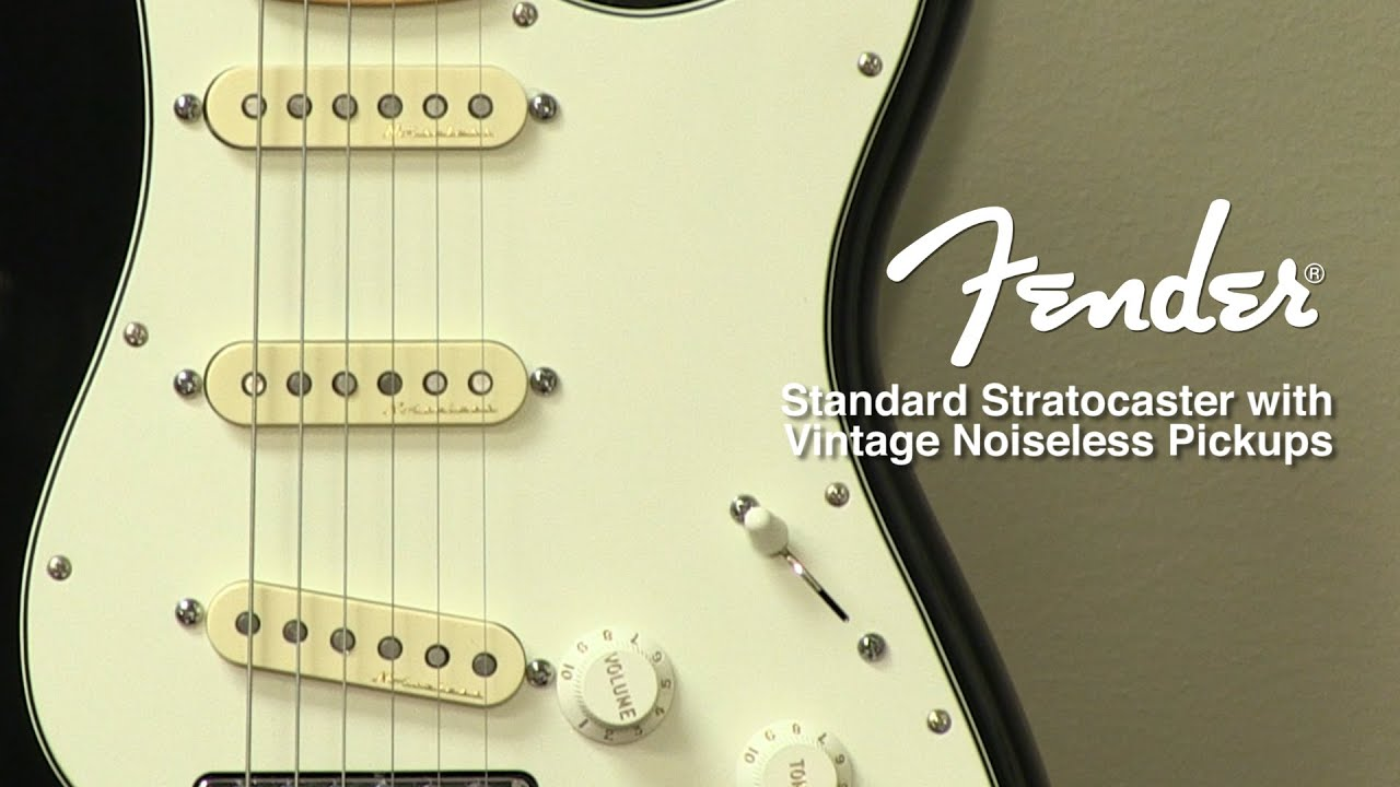 fender hot noiseless pickups review