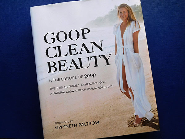 goop clean beauty book review