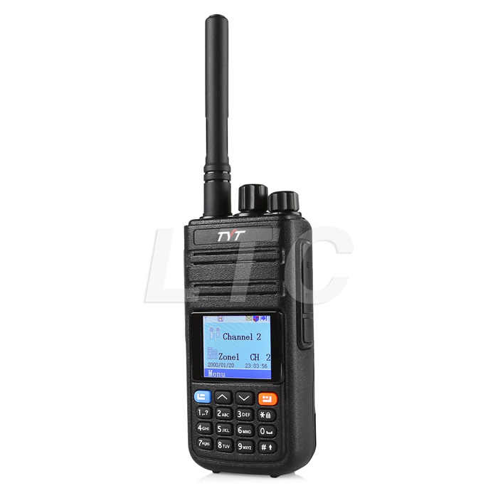 gps two way radio review