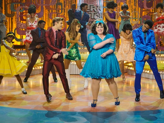 hairspray the musical reviews 2016