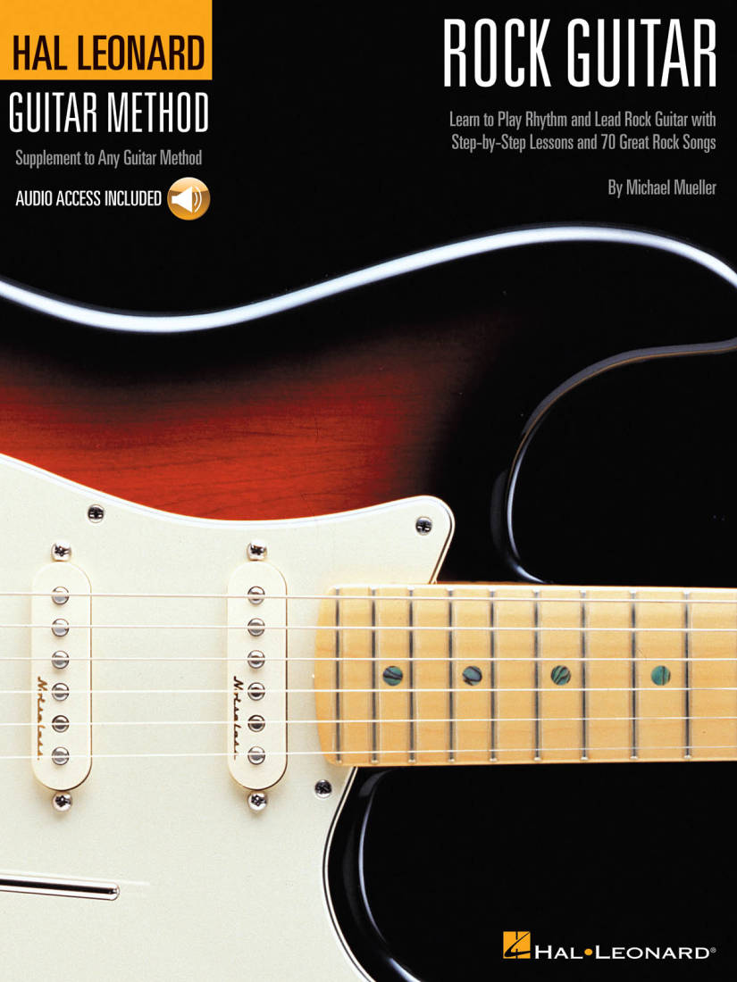 hal leonard guitar tab method review