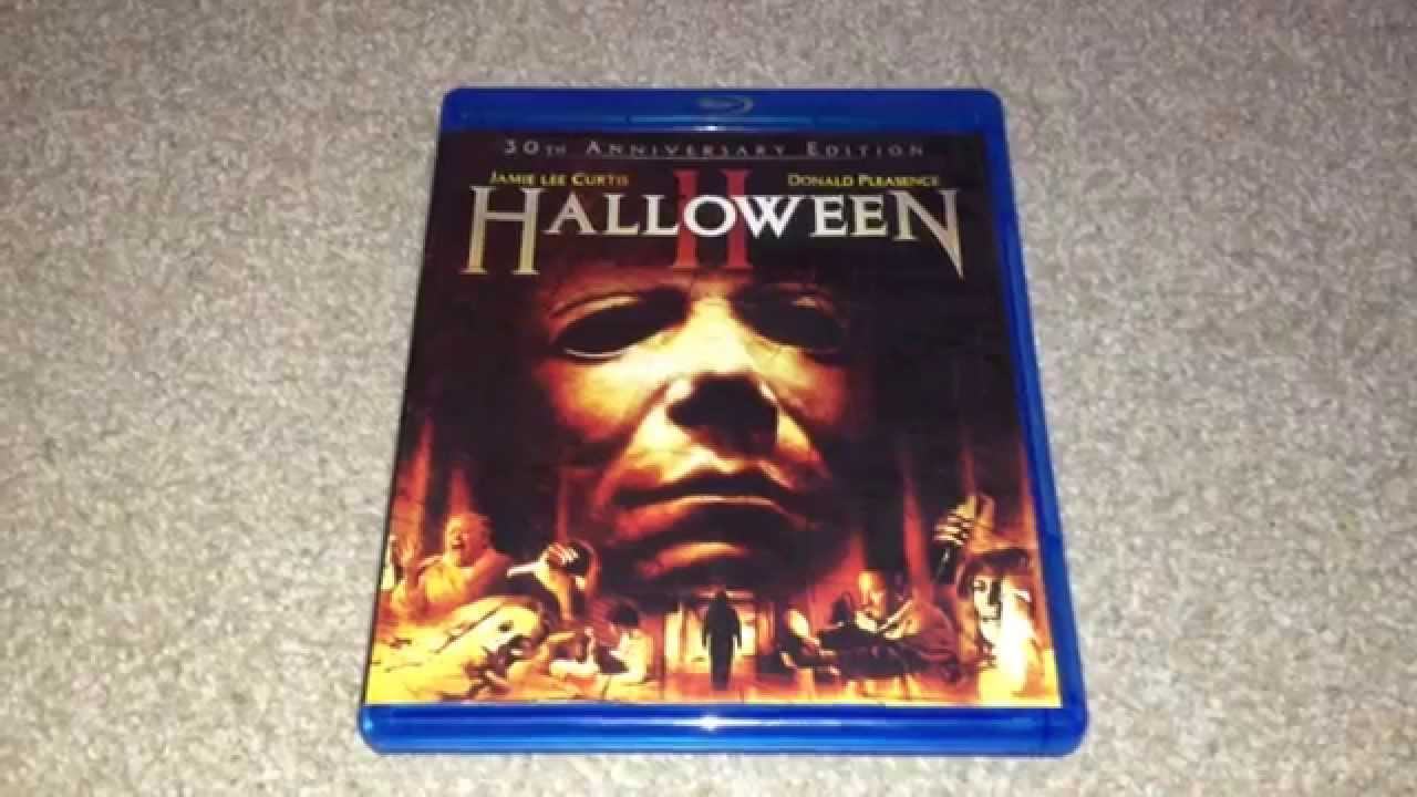 halloween 2 blu ray review