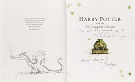 harry potter illustrated deluxe edition review