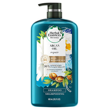 herbal essences argan oil shampoo review
