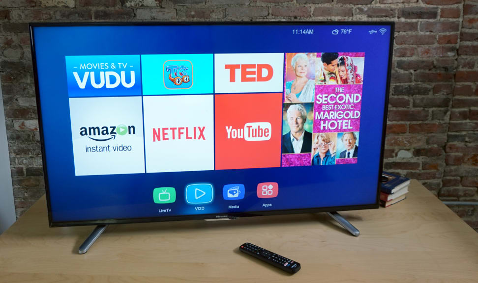 hisense 50 inch 4k tv review