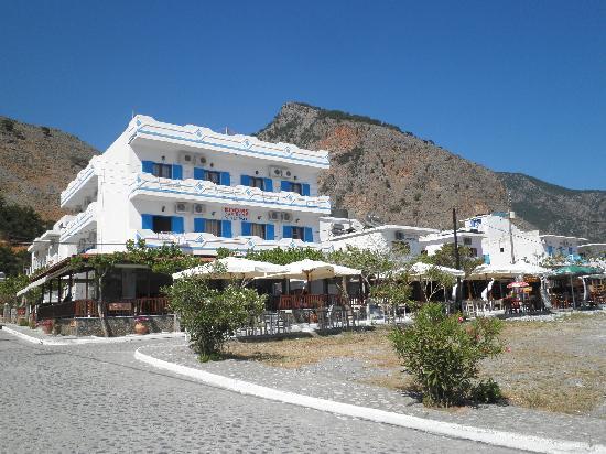 hotel porto loutro crete reviews