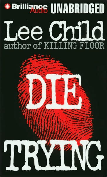 lee child die trying review