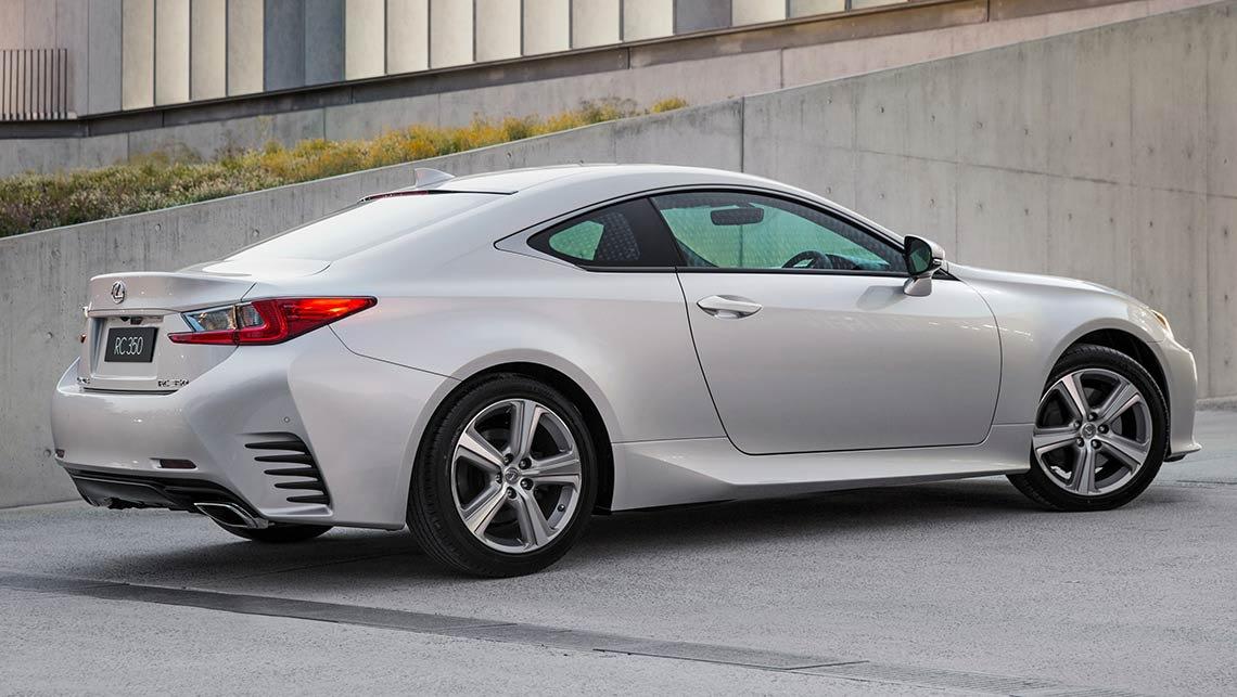 lexus rc 350 coupe review