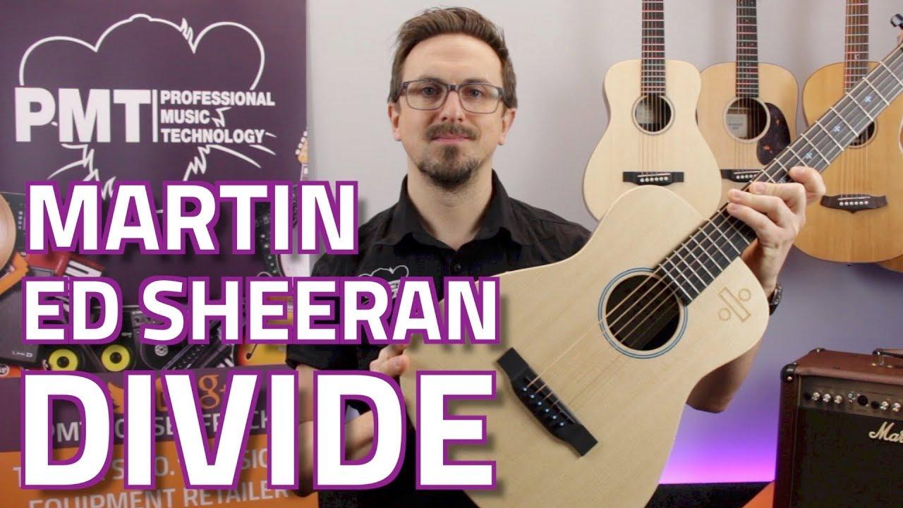 martin ed sheeran divide review