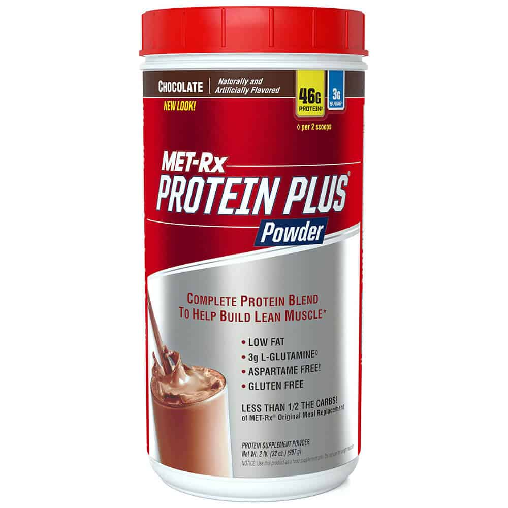 met rx protein plus review