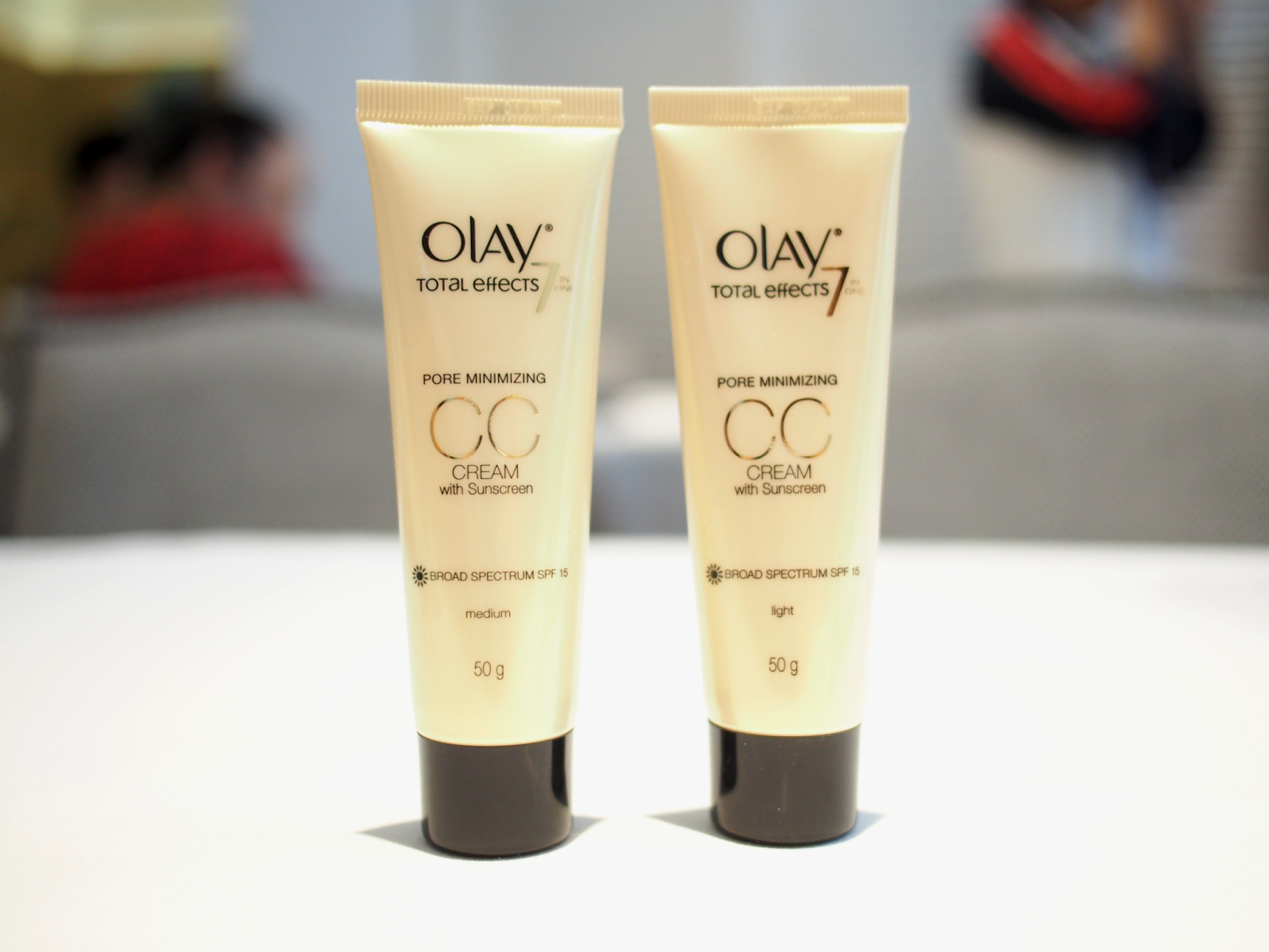olay cc cream pore minimizing review