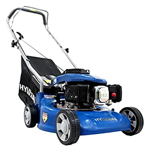 saxon 40cm push cylinder hand lawn mower review