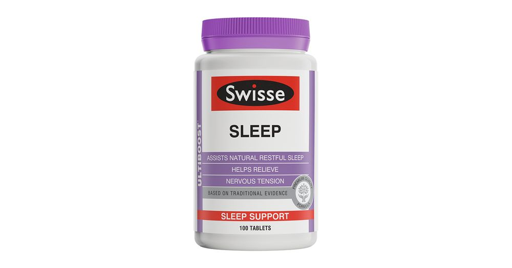 swisse relax and sleep review