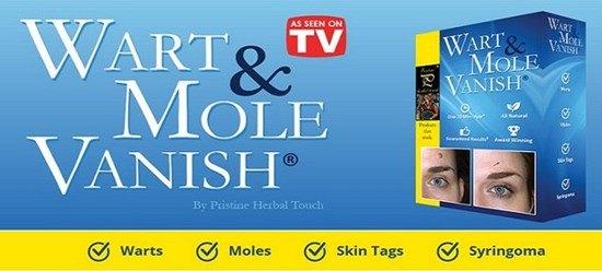 wart and mole vanish reviews